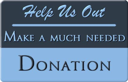 donation form banner