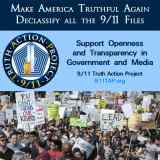 9/11 Truth Presence at the Presidential Inauguration